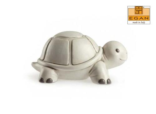 tartaruga media bianca egan