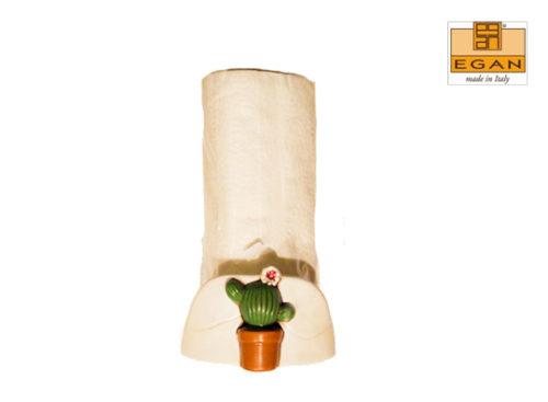 portarotolo cactus egan