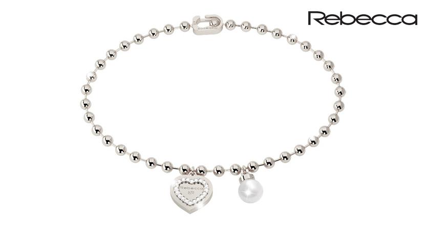 Il bracciale Rebecca Hollywood bronzo e zirconi è uno dei punti di forza di uno dei brand di gioielli italiani che punta tutto sul design e l'originalità, proponendo sempre collezioni nuove che anticipano tempi e tendenze.