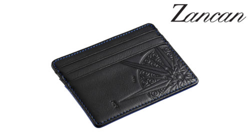 Porta carte di credito e porta banconote Zancan HPL031