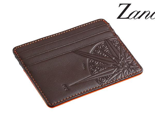 Porta carte di credito e porta banconote zancan hpl033 - Porta tessere e banconote ...