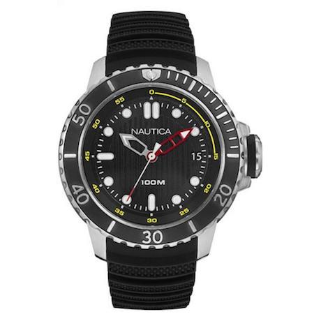 acquistare vendite all'ingrosso design di qualità Orologio Nautica Nmx dive solo tempo uomo nad18519g
