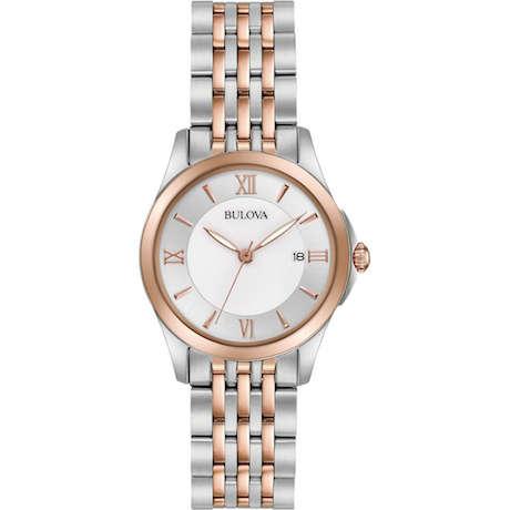 qualità del marchio sezione speciale di prim'ordine Orologio Bulova Classic donna solo tempo 98M125