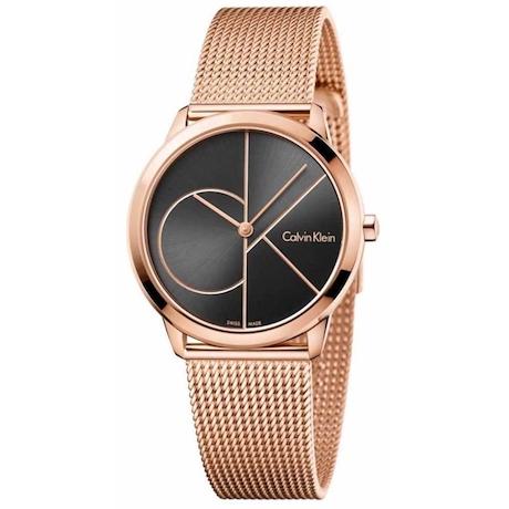 purchase cheap e0da1 ddb22 Orologio Calvin Klein Minimal solo tempo donna k3m22621