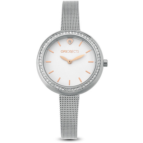 Orologio Ops Objects Charme solo tempo donna OPSPW-571