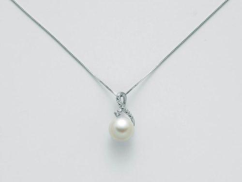 Collana Yukiko perla donna PCL5522Y