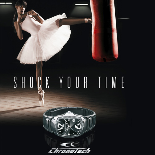 orologi chronotech