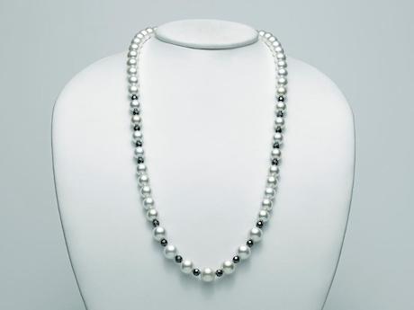 Collana Yukiko perle donna cl1885