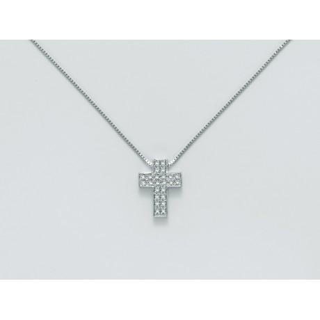 Collana Yukiko croce donna cld3991y
