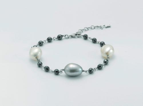 Bracciale Yukiko le perle regina donna pbr2865y
