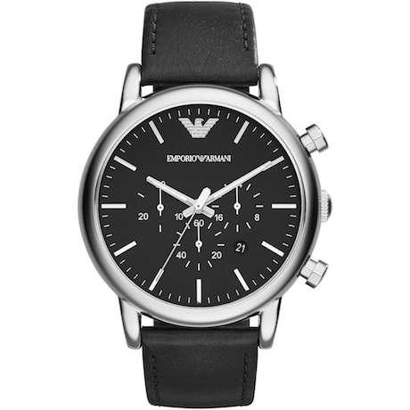 Orologio Emporio Armani cronografo uomo AR1828