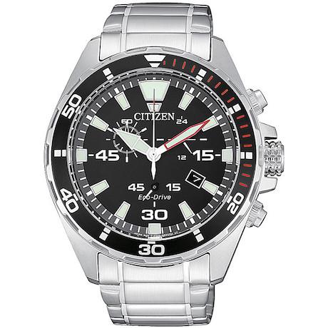 Orologio Citizen cronografo uomo AT2430-80E