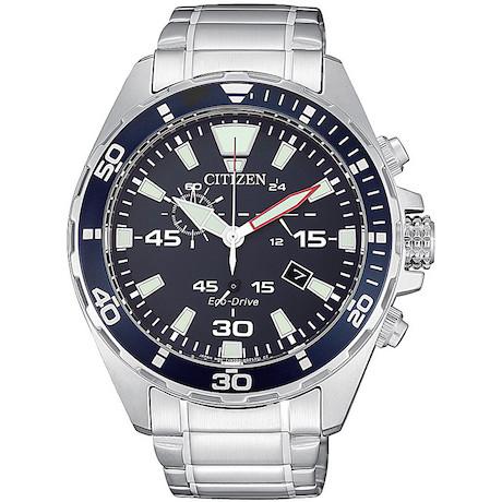 Orologio Citizen cronografo uomo AT2431-87L