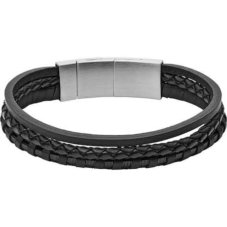 Bracciale Fossil Vintage Casual uomo JF02935001