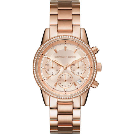 Orologio Michael Kors Ritz cronografo donna MK6357