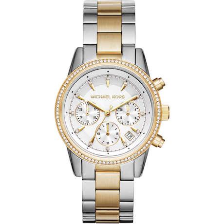 Orologio Michael Kors Ritz cronografo donna MK6474