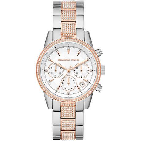 Orologio Michael Kors Ritz cronografo donna MK6651