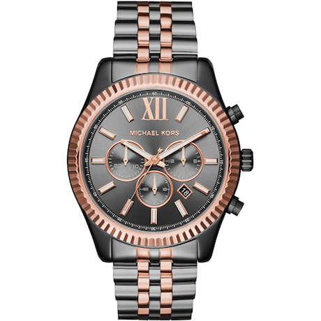 Orologio Michael Kors Lexington cronografo uomo MK8561