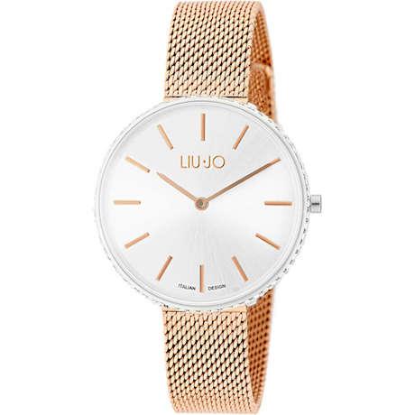 Orologio Liujo Glamour Globe Maxi solo tempo donna TLJ1415