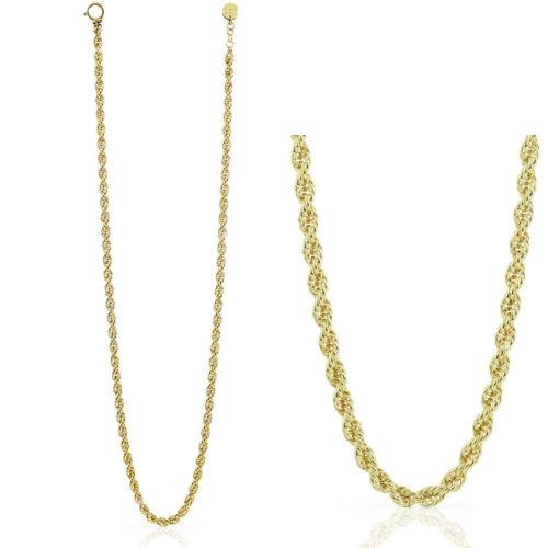 Collana Donna Unoaerre 000EXH4854000G della collezione Bronze. Elegante collana in bronzo gold mis. 90 imodello in corda.Collana molto moderna e luminosa, fa parte della serie di Gioielli Unoaerre fashion Jewellery.