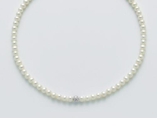 Collana Yukiko perle donna PCL5532Y .