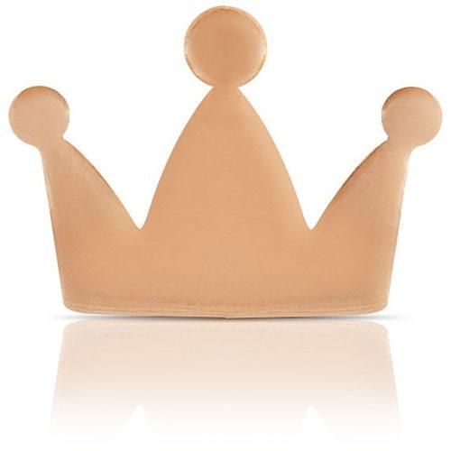 Charm Kulto925 Donna KC925-057 della collezione always with me. Gioiello a forma di corona realizzato in argento 925 con finitura rosè. Scegli i charms che preferisci e personalizza il tuo gioiello Kulto925.