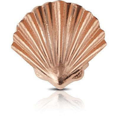 Charm Kulto925 Donna KC925-071 della collezione always with me. Gioiello a forma di conchiglia realizzato in argento 925 con finitura rosè. Scegli i charms che preferisci e personalizza il tuo gioiello Kulto925.