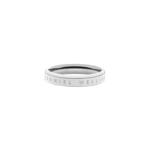 Anello Daniel Wellington DW00400027 della collezione Classic Ring in raffinato acciaio inox lucidato 316L.