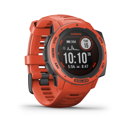 Orologio Instinct® Solar Flame Red Garmin 010-02293-20
