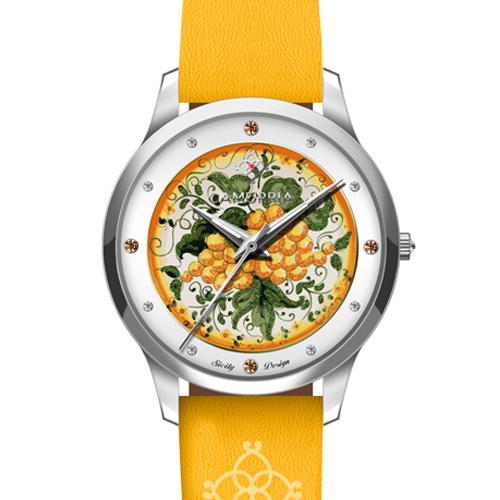 Orologio Camurrìa CW13SP1 della collezione Racina