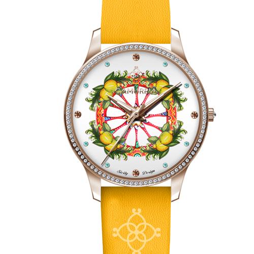 Orologio Camurrìa CW15RP1 della collezione Rota