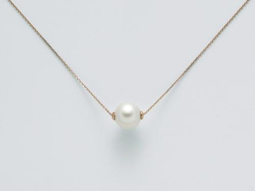 Collana Yukiko PCL5713RYX in oro con perla.
