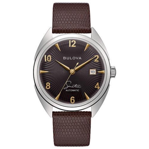 Orologio uomo Bulova 96B348 della collezione Frank Sinatra.