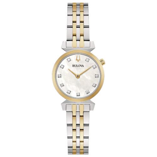 Orologio Cronografo Donna Bulova 98P202 della collezione Regatta Lady.