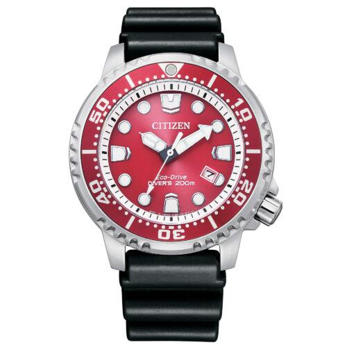 Orologio Uomo Citizen BN0159-15X della collezione Diver's Eco Drive 200 mt