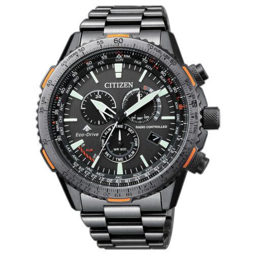 Orologio Uomo Citizen CB5007-51H della collezione Crono Pilot