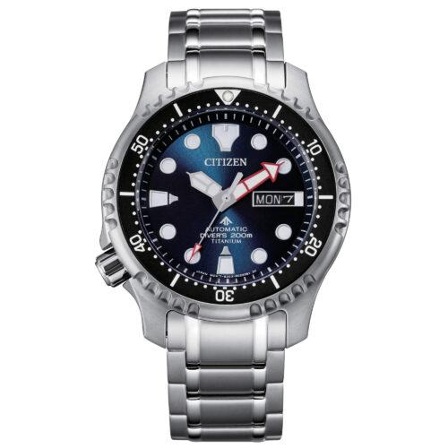 Orologio Uomo Citizen NY0100-50M della collezione Diver's Automatic 200 mt