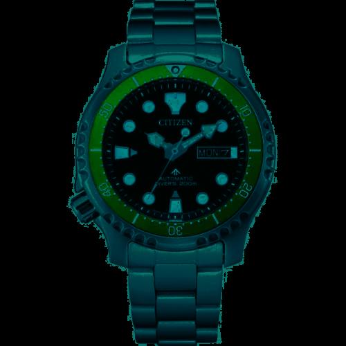 Orologio Uomo Citizen NY0084-89Edella collezione Diver's Automatic 200 mt
