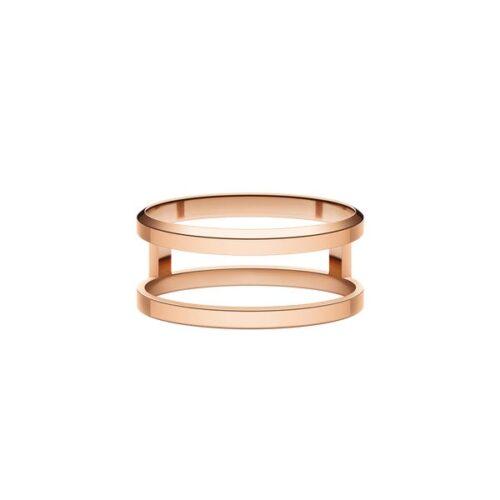 Anello Daniel Wellington DW00400114 della collezione Elan Dual Ring