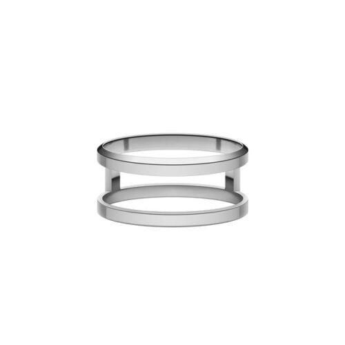 Anello Daniel Wellington DW00400121 della collezione Elan Dual Ring