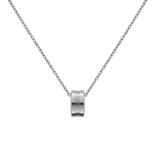 Collana Daniel Wellington DW00400159 della collezione Elan Necklace. Collana in raffinato acciaio inox lucidato 316L.